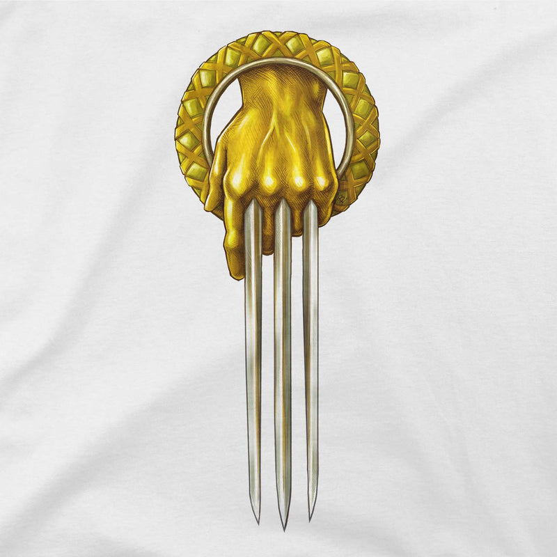 game of thrones hand of the wolverine tee