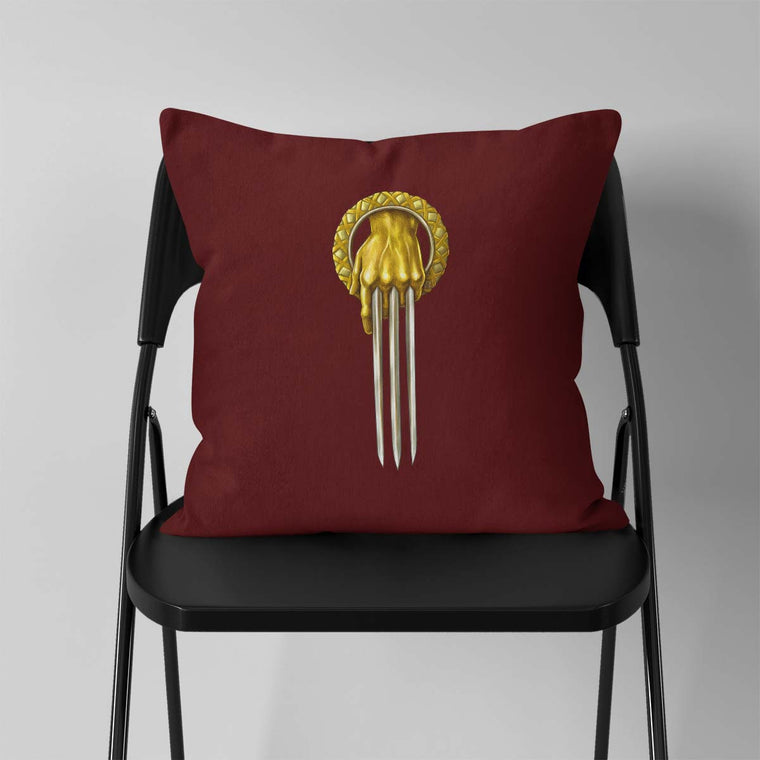 Hand of the King Wolverine Throw Cushion
