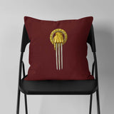 game of thrones hand of the wolverine cushion