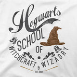 harry potter hogwarts school tee