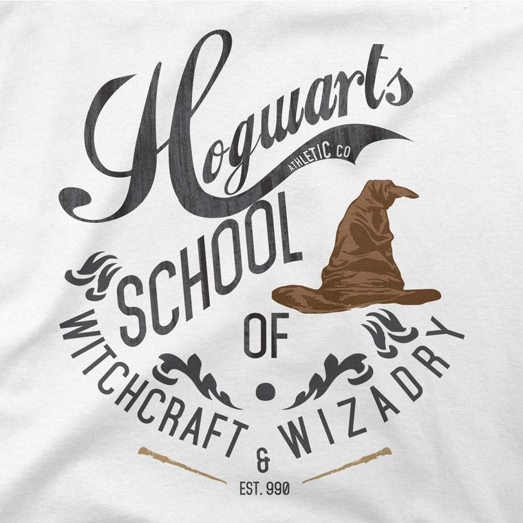 harry potter hogwarts school tshirt