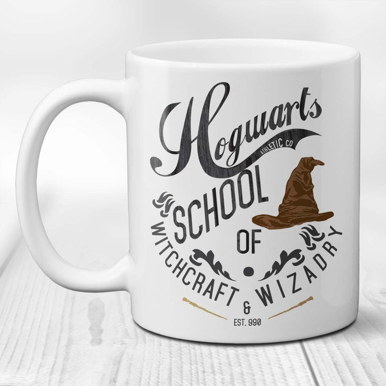 Harry Potter: Hogwarts School Mug