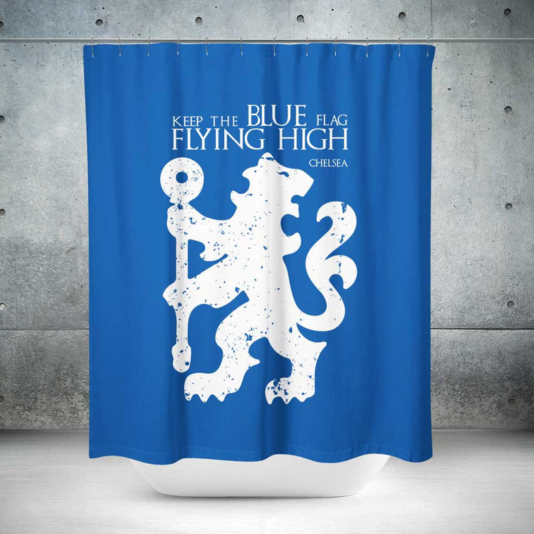 House Chelsea FC Shower Curtain