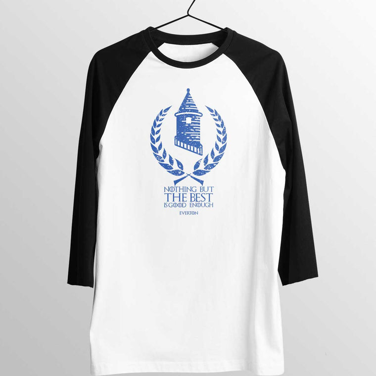 House Everton Unisex Baseball Tee