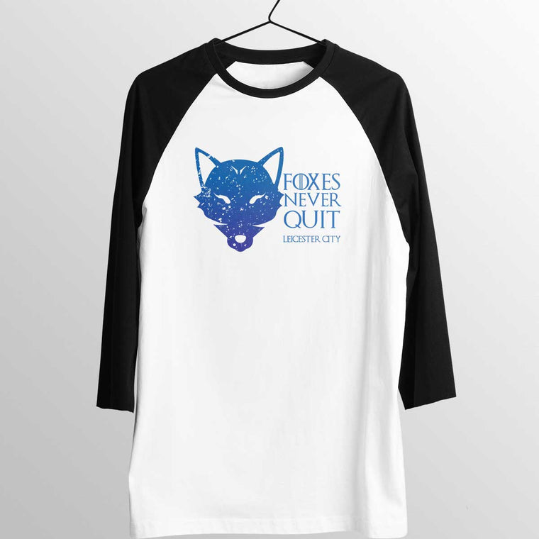 House Leicester City Unisex Baseball Tee