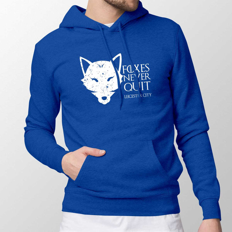 House Leicester City Men's Pullover Hoodie