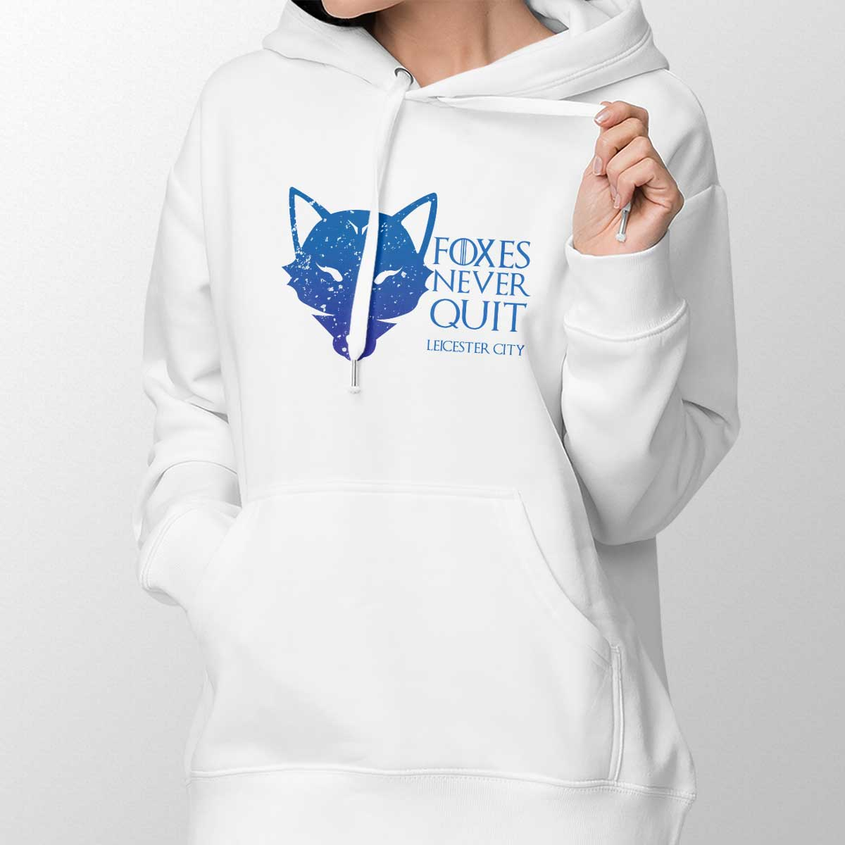 House Leicester City Women's Pullover Hoodie