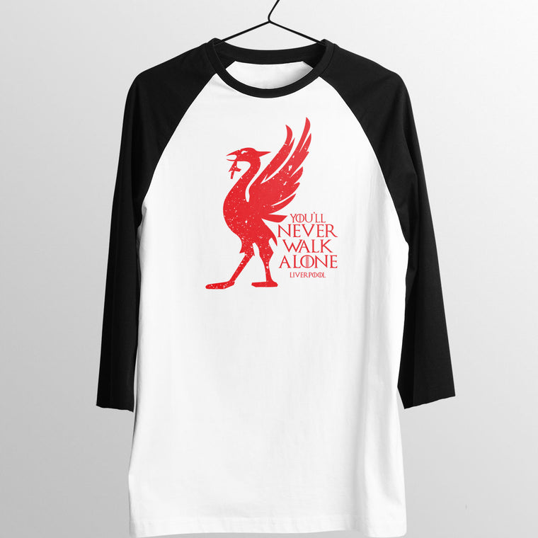 House Liverpool Unisex Baseball Tee