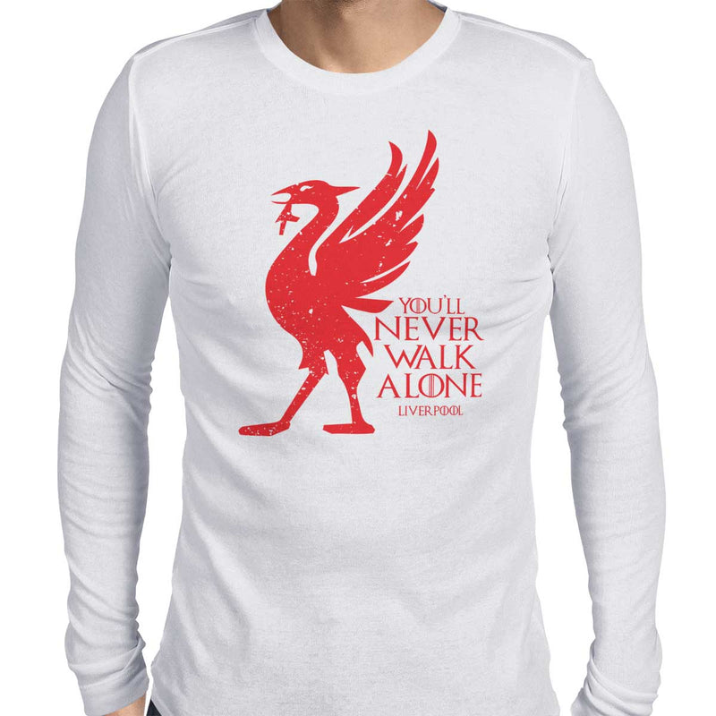 House Liverpool Men's Long Sleeve Tee