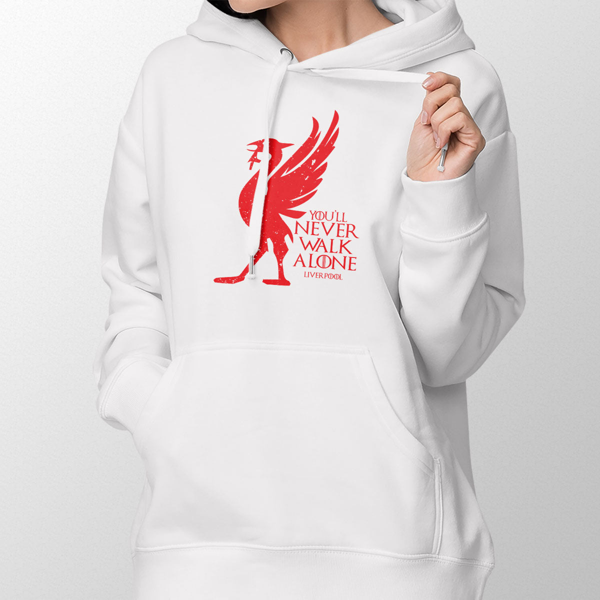 House Liverpool Women's Pullover Hoodie