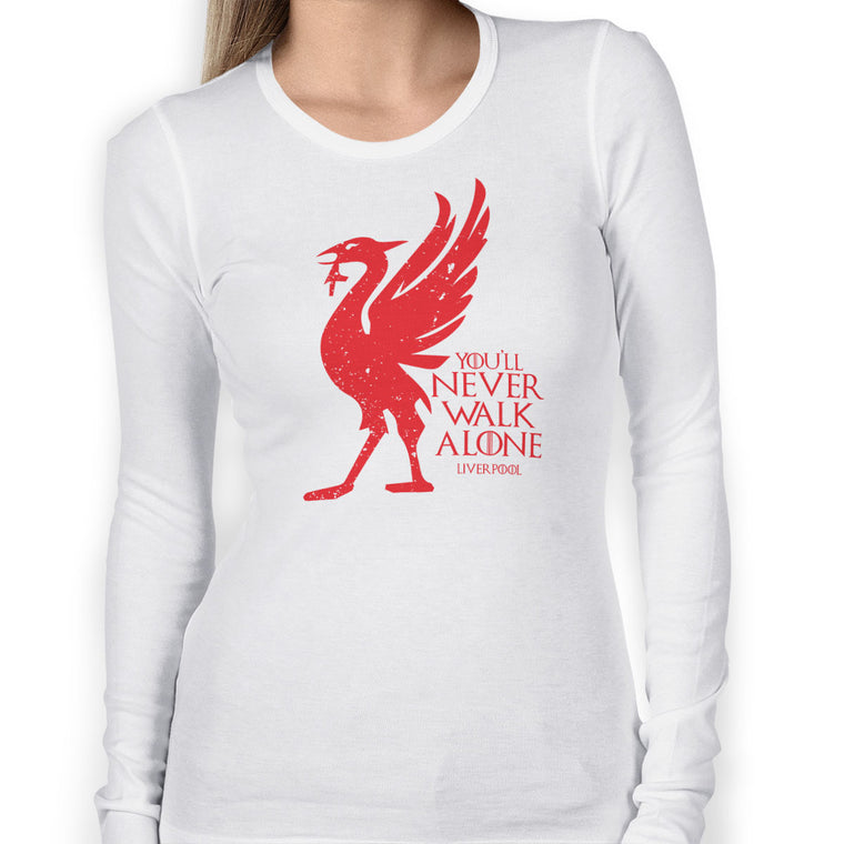 House Liverpool Women's Long Sleeve Tee