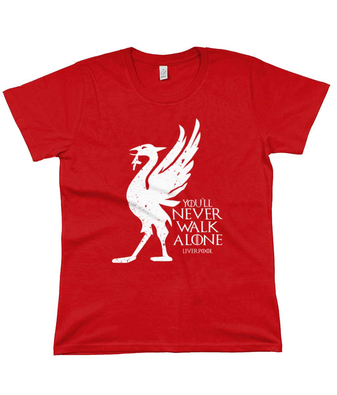 House Liverpool Women's Flowy Tee