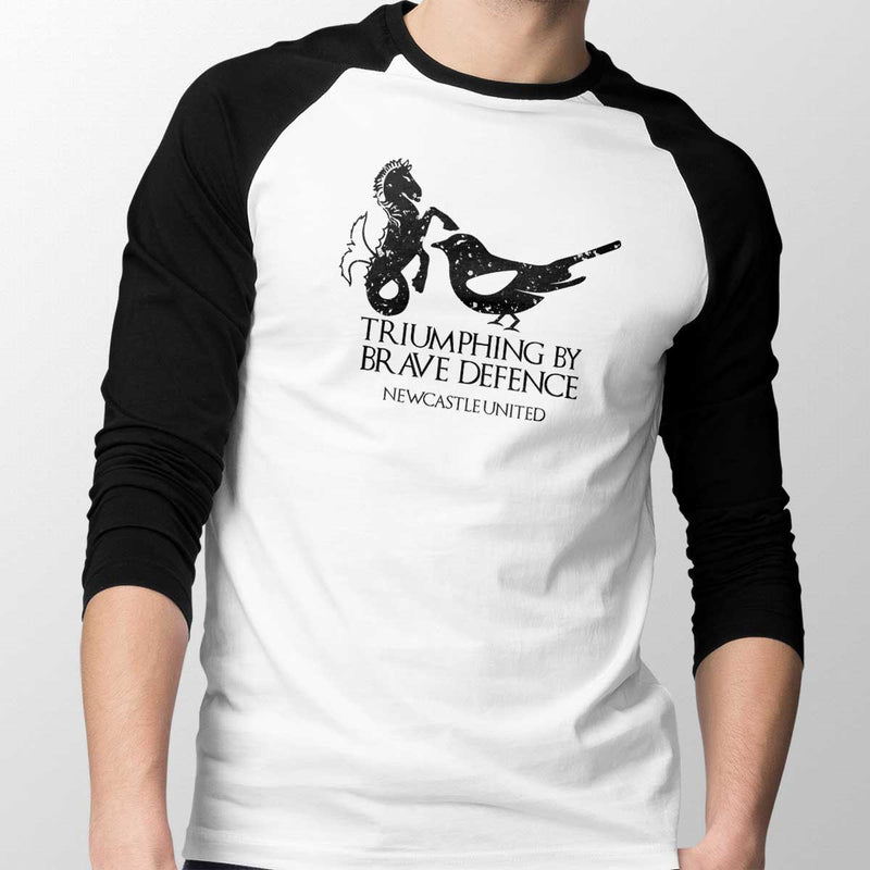 House Newcastle United Unisex Baseball Tee