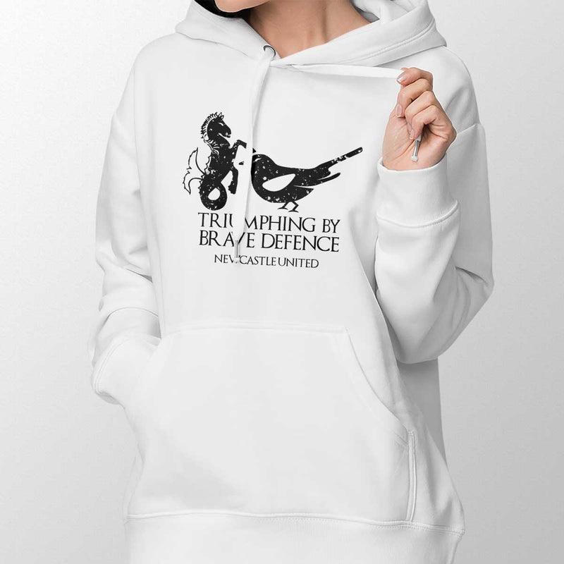 House Newcastle United Women's Pullover Hoodie