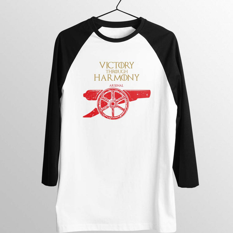 House Arsenal Unisex Baseball Tee