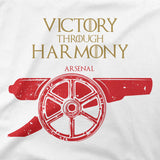 game of thrones arsenal fc design