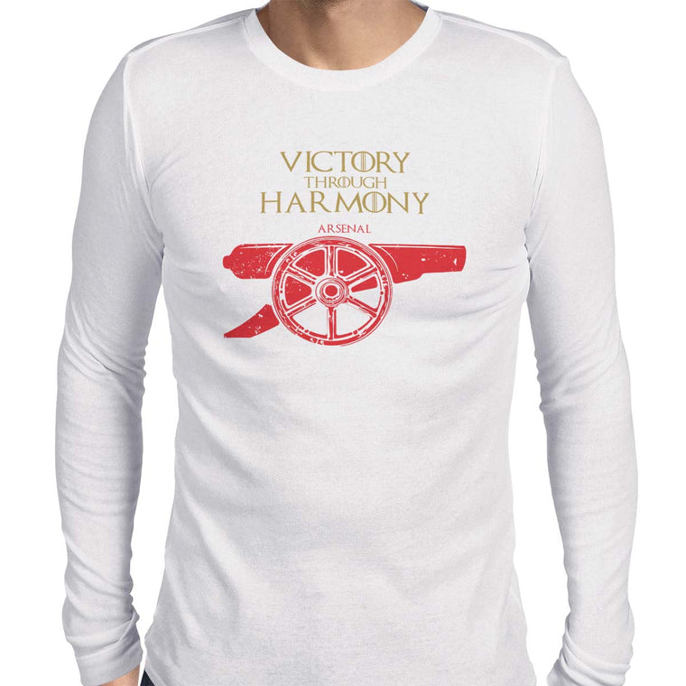 House Arsenal Men's Long Sleeve Tee