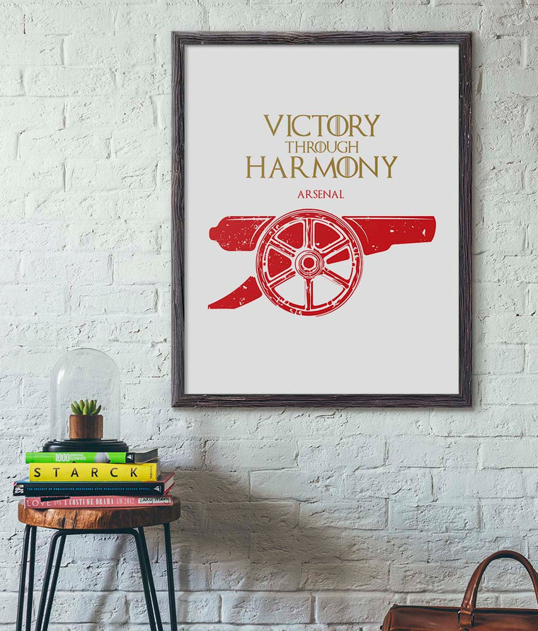 House Arsenal Poster