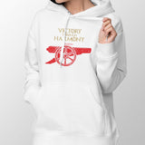 game of thrones house arsenal fc hoodie