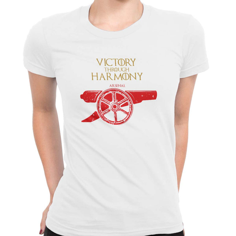 House Arsenal Women's Classic Tee