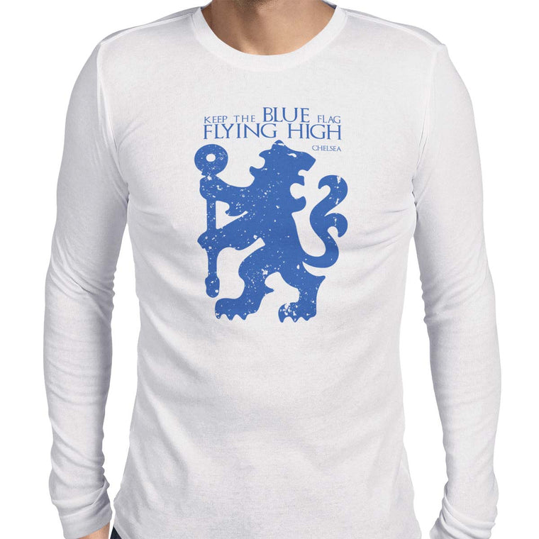 House Chelsea Men's Long Sleeve Tee