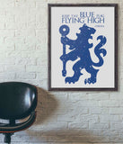 game of thrones house chelsea poster