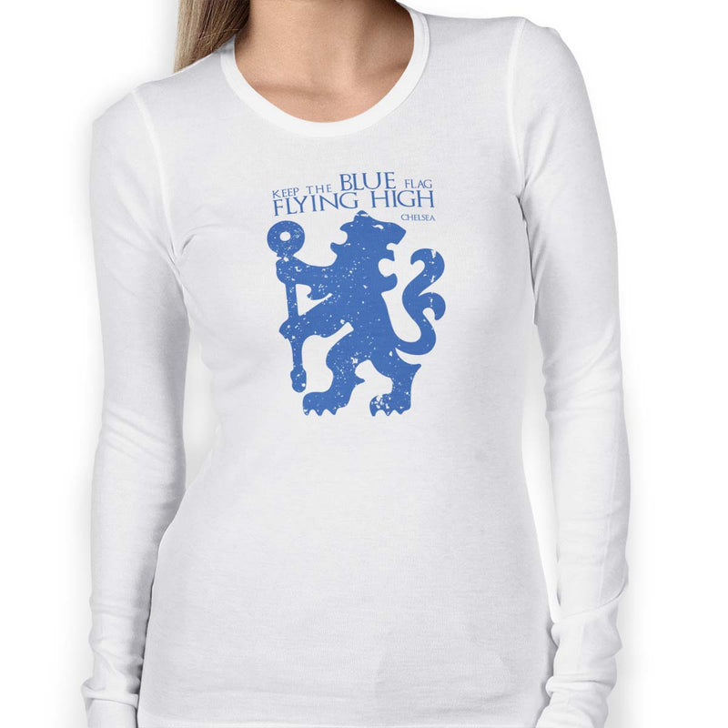 House Chelsea Women's Long Sleeve Tee