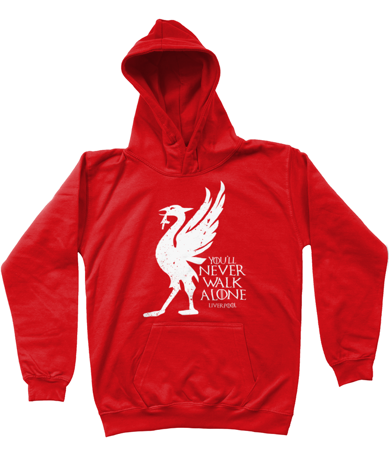 House Liverpool Kids Pullover Hoodie