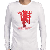 House Man United Men's Long Sleeve Tee