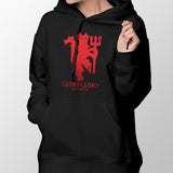 House Man United Women's Pullover Hoodie