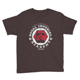 star wars royal imperial academy tshirt brown