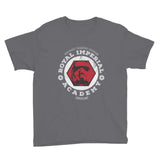 star wars royal imperial academy tshirt grey