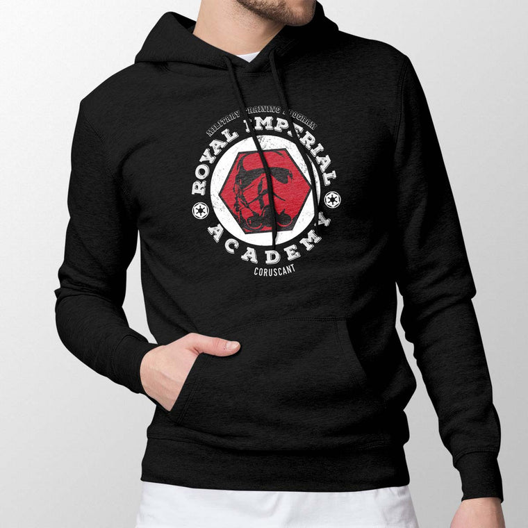 Star Wars Royal Imperial Academy Men's Pullover Hoodie