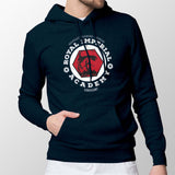 star wars royal imperial academy hoodie navy