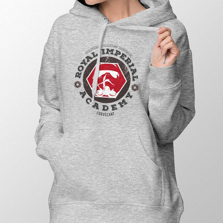 Royal Imperial Academy Women's Pullover Hoodie