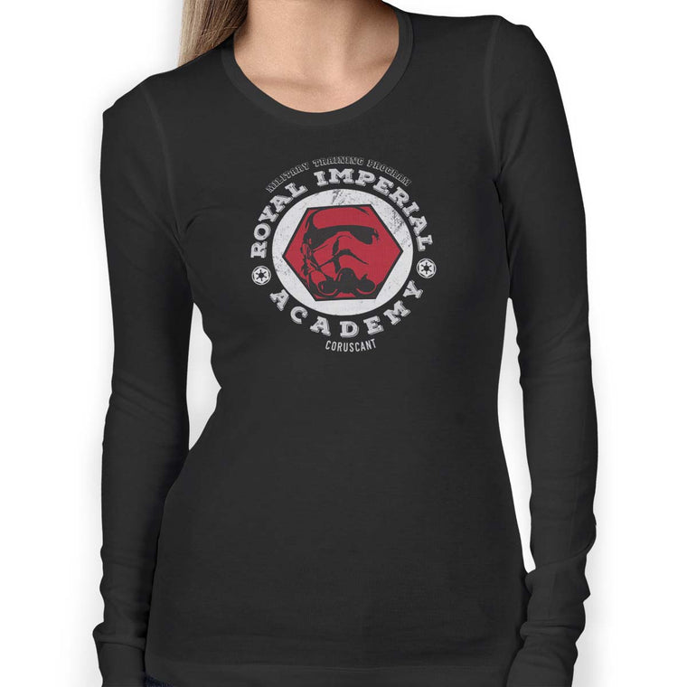 Royal Imperial Academy Women's Long Sleeve Tee