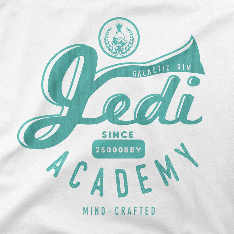 star wars jedi academy tee red