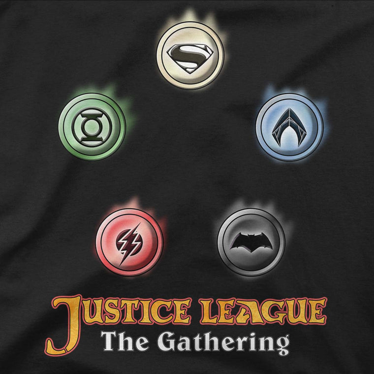 Justice League The Gathering Men's Tank Top