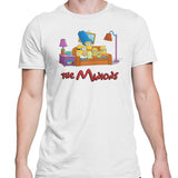 simpsons minions mens tshirt