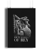 Fifty Shades of Rey Poster