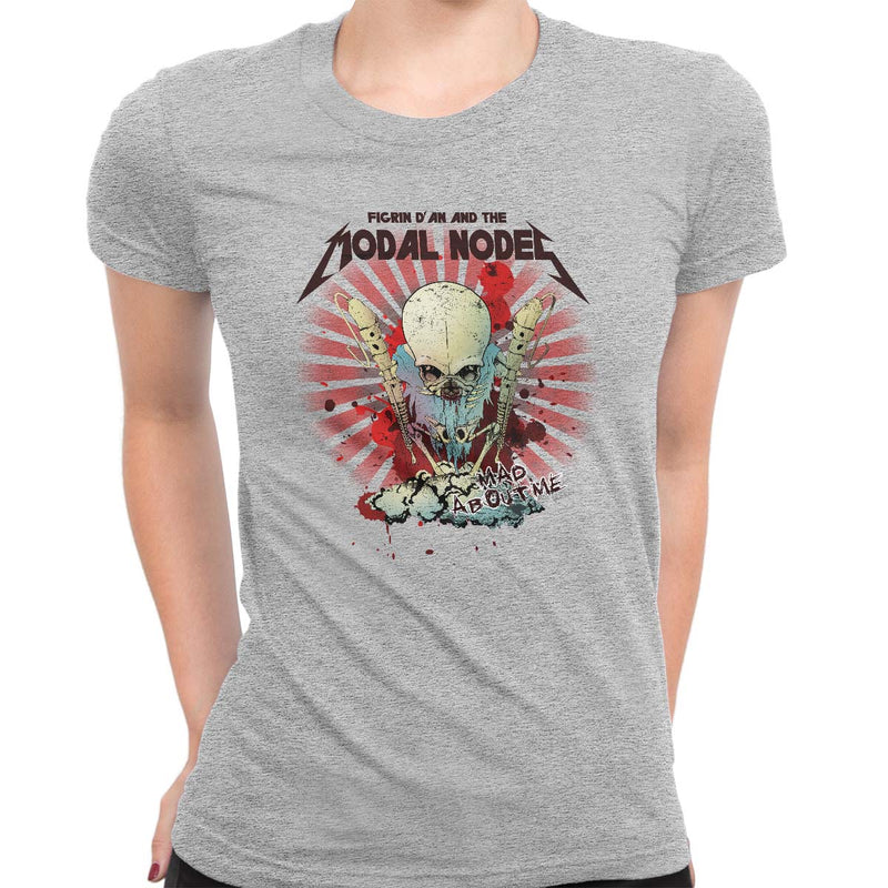 star wars modal nodes tee grey