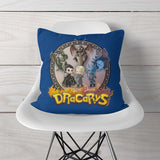 Mother of Dragonites Throw Cushion