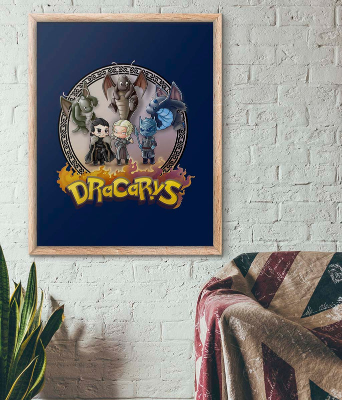 Mother of Dragonites Poster