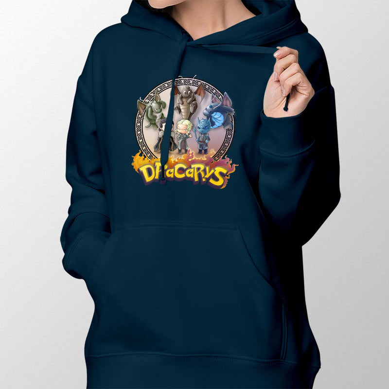 Mother of Dragonites Women's Pullover Hoodie