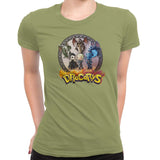 Mother of Dragonites Women's Classic Fitted Tee
