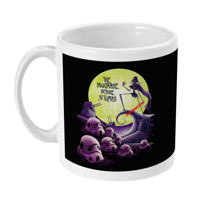 The Nightmare Before Sithmas Mug