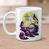 star wars nightmare before christmas mug