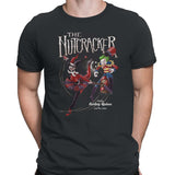 Nutcracker The Joker T-Shirt Men's Black