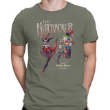 Nutcracker The Joker T-Shirt Men's Army