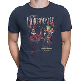 Nutcracker The Joker T-Shirt Men's Navy